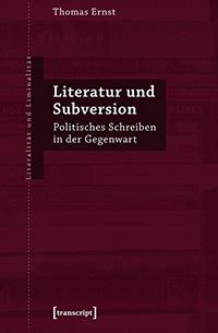Literatur und Subversion (Cover klein)