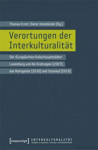 Verortungen der Interkulturalität (Cover klein)