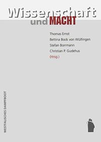 Wissenschaft und Macht (Cover klein)